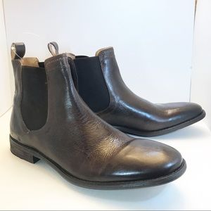 New Bed Stu Men's Leather Ankle Boot